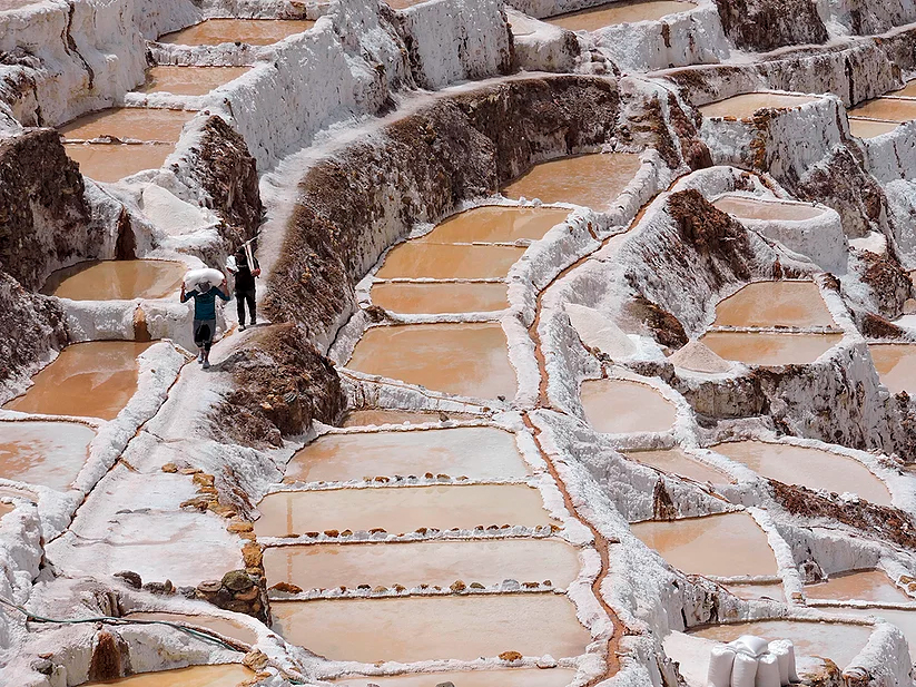 Cusco, Peru: Incrível paleta de cores