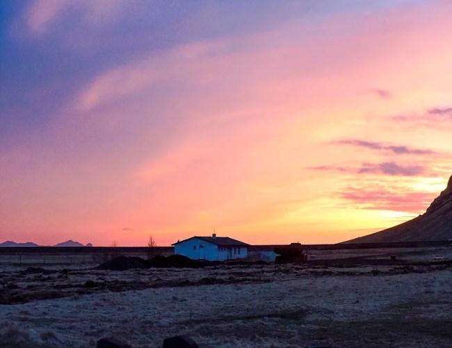 A Islândia e o sonho da Aurora Boreal