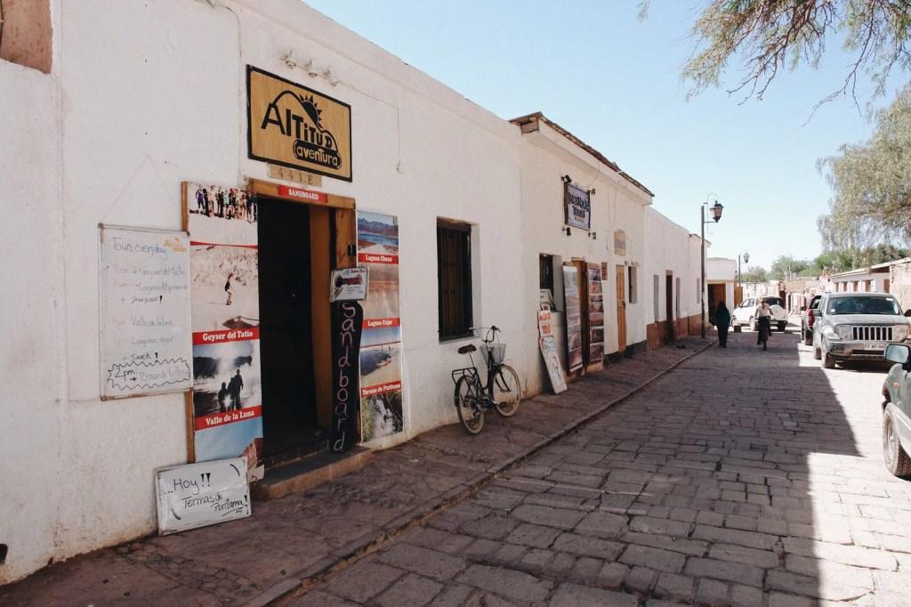 Roteiro Deserto Atacama agências para tour