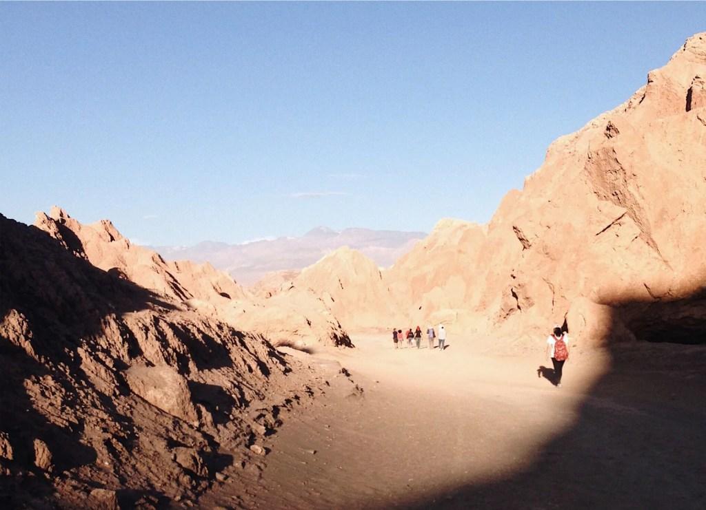 Roteiro Deserto Atacama Valle de la Luna