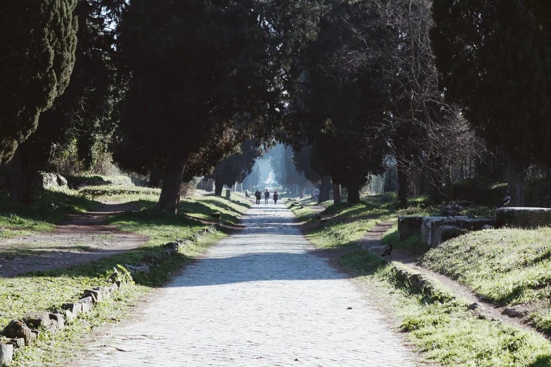 Via Ápia, Roma - A Rainha das Estradas