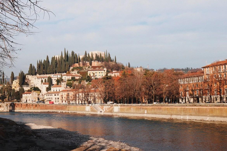 Rio Ádige - O que fazer em Verona em 1 dia