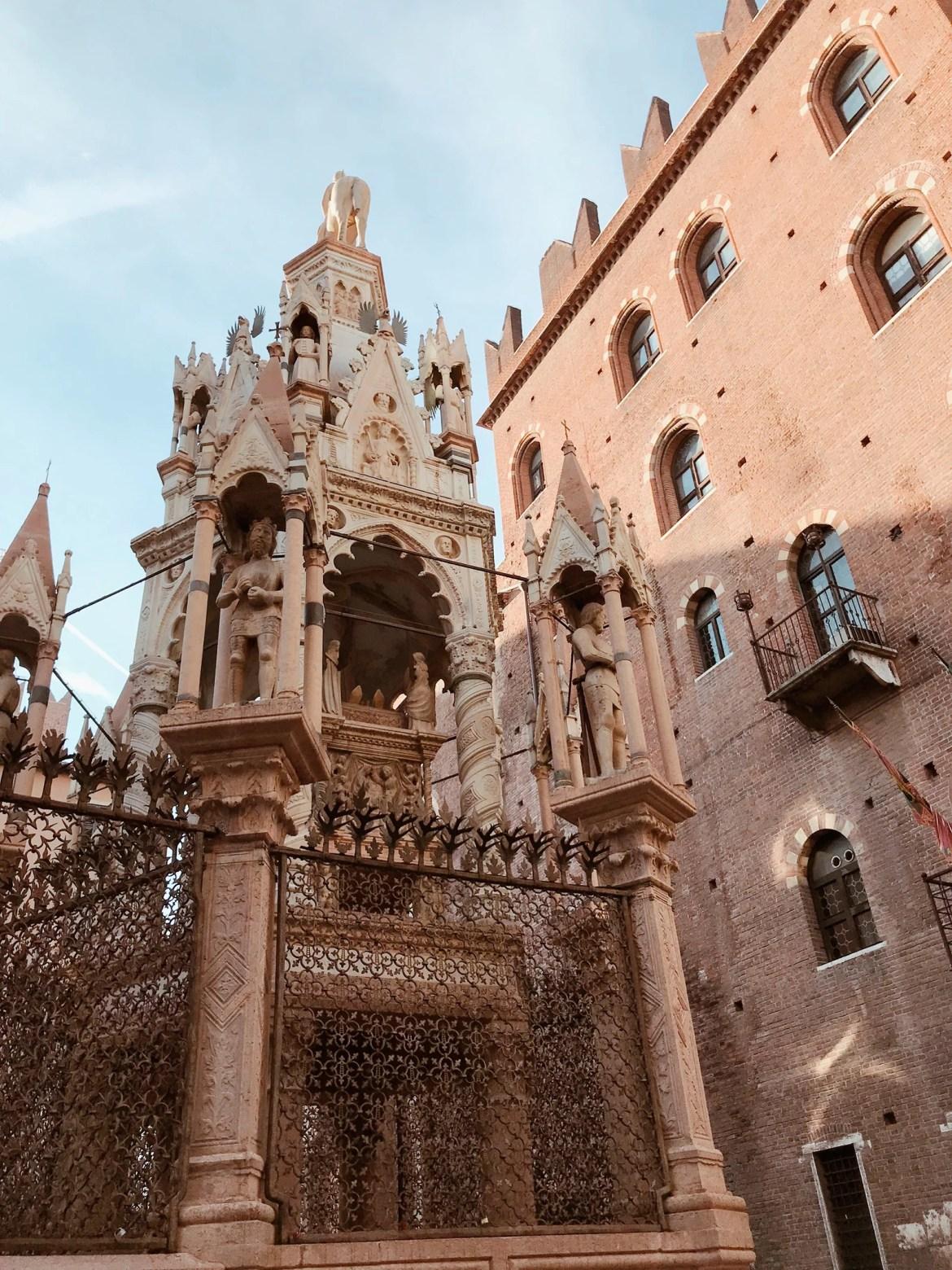 Arquitetura e arte em Verona