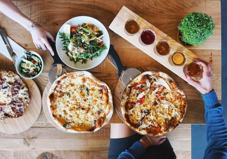 Meilleure Pizza à Londres