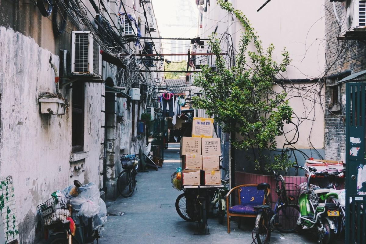 plus belles rues shanghai