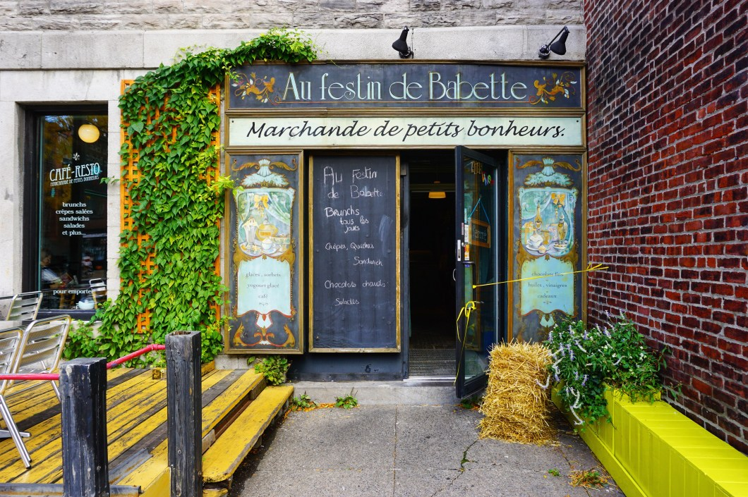 What to see in Montreal Le Plateau