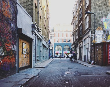 Shoreditch Londres
