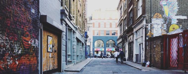 Shoreditch Londres