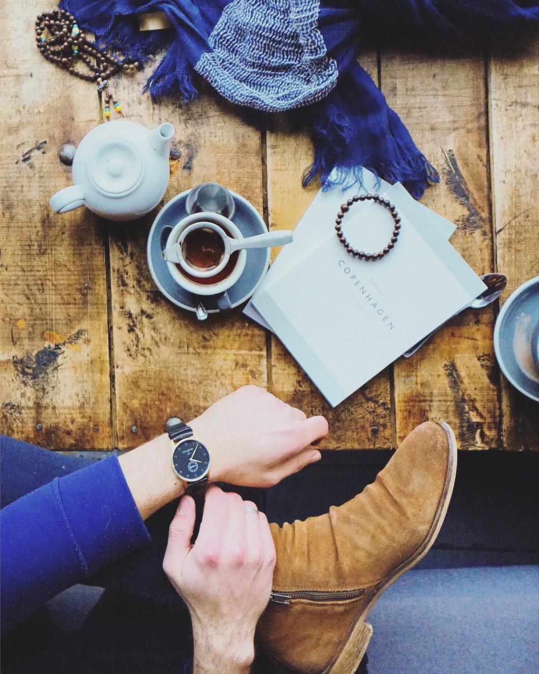 coffee shop londres
