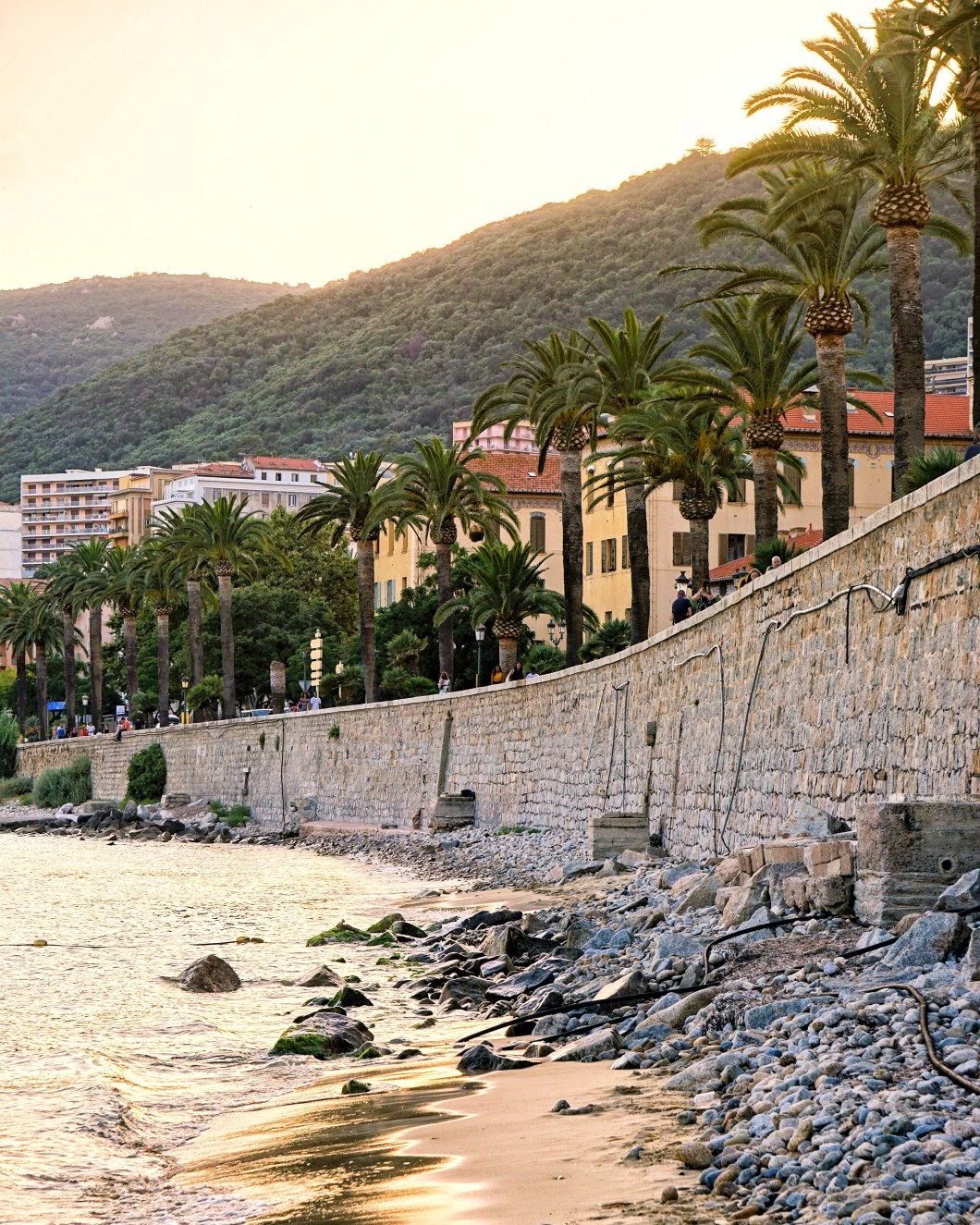 Prettiest beach of Corsica