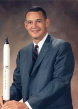 NASA Astronaut Clifton Curtis 'C.C.' Williams.