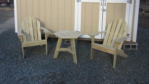 Adirondack-Table-and-Chairs