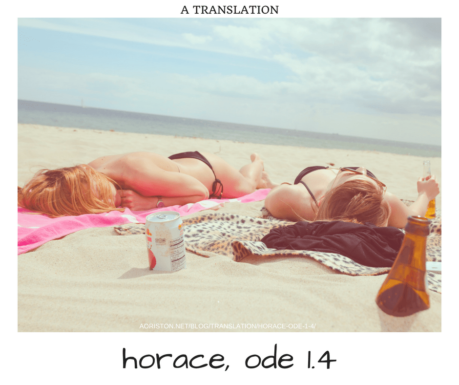 horace ode 1.4