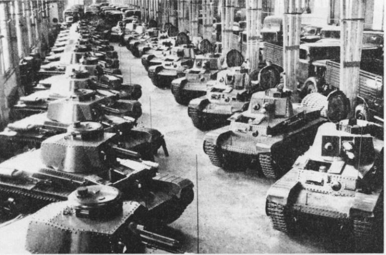R-2, cunoscut şi sub numele de Panzer 35(t), un tanc uşor produs în Cehoslovacia, cel mai avansat tanc al României la intrarea în cel de-al Doilea Război Mondial. Foto: wikipedia
