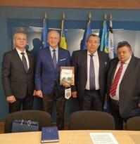 AORR consolidează relațiile cu Asociația O Singură Inimă și Uniunea Națională a Veteranilor din Războiul de Independență al Republicii Moldova