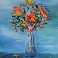 1000 Blumenstrauß 30 x 40