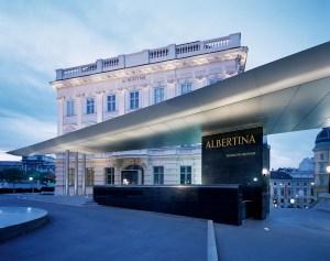 © Albertina, Wien, Foto Harald Eisenberger