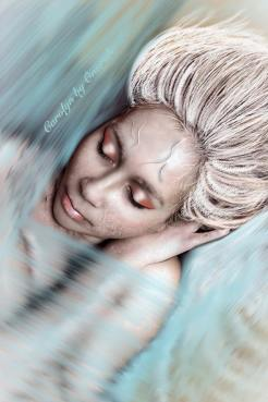 Anna Spiakowska - Onurah: Ice Dream, Digital Art, Foto Manipulation, Art On Screen - [AOS] Magazine