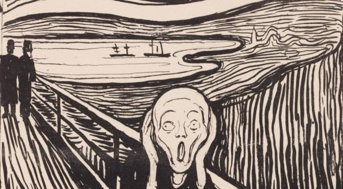 Edvard Munchs Meisterwerke der Druckgrafik in der Albertina Wien – Liebe, Tod und Einsamkeit…