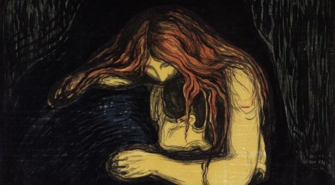 Edvard Munchs Druckgrafiken in der Albertina…