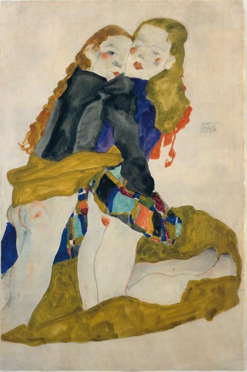 Klimt, Schiele, Kokoschka   Art On Screen - News - [AOS] Magazine