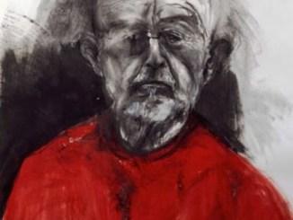 Jim Dine - Alter Reitersmann, Jim Dine Selbstporträts,