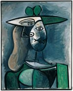 Monet bis Picasso, Die Sammlung Batliner, Pablo Picasso, Frau mit grünem Hut, Seurat, Signac, Van Gogh, Monet bis Picasso, Art On Screen - NEWS - [AOS] Magazine