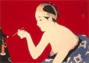 Itō Shinsui, Farbholzschnitte, Nostalgie in der Moderne