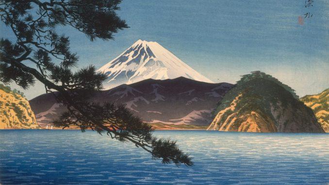 ITO SHINSUI, Nostalgie in der Moderne, Art On Screen - NEWS - [AOS] Magazine