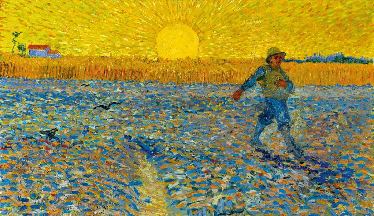 Seurat, Signac, Van Gogh - Wege des Pointillismus...