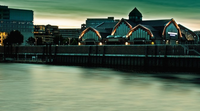 Die Deichtorhallen Hamburg