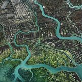 Edward Burtynsky Wasserbilder, Edward Burtynsky, Salinas