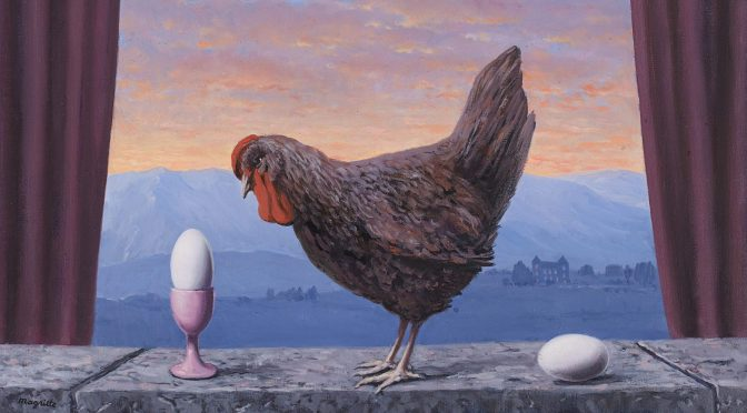 Magritte – der Magier der verrätselten Bilder