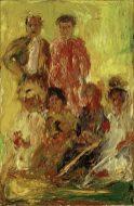 Richard Gerstl, Gruppenbildnis mit Schönberg, Richard Gerstl Retrospektive,