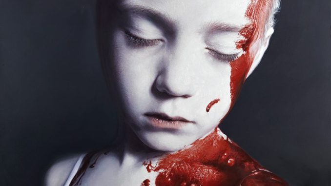 Gottfried Helnwein, Helnwein Werke,Art On Screen - News - [AOS] Magazine