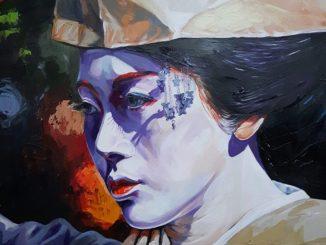 Memoirs of a Geisha, Enke Caecilie Jansson, Art On Screen News - [AOS] Magazine