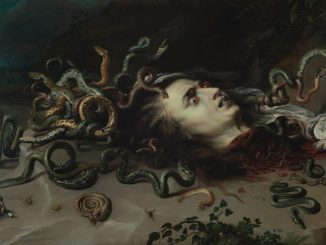Haupt der Medusa, Peter Paul Rubens, Art On Screen - News - [AOS] Magazine