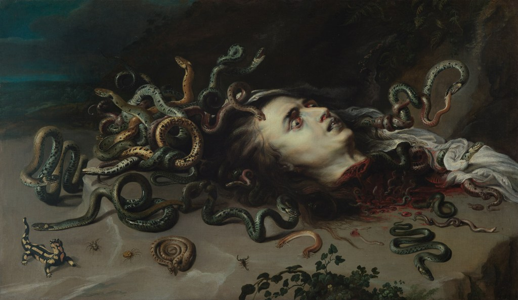 Haupt der Medusa, Berliner Philharmoniker, Peter Paul Rubens, Art On Screen - News - [AOS] Magazine