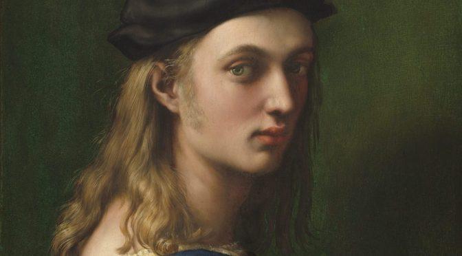 Raffael, Porträt des Bindo Altoviti, - Art On Screen - News - [AOS] Magazine