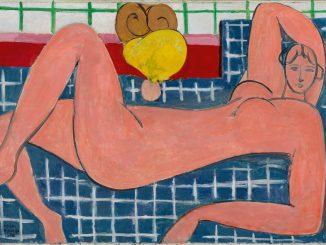 Matisse - Bonnard - Ausstellung, Henri Matisse, Großer liegender Akt