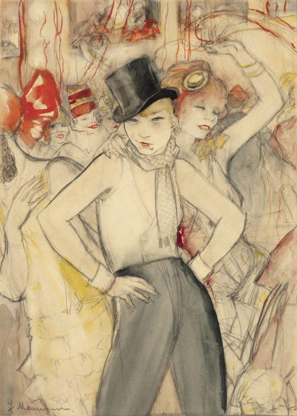 Jeanne Mammen, Sie repräsentiert, Art On Screen - NEWS - [AOS] Magazine