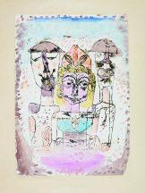 Gurlitt Ausstellung - Das Kunstmuseum Bern, Paul Klee, Grieche und Barbaren, Art On Screen - News - [AOS] Magazine