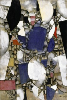 Kunstmuseum Basel, Fernand Léger, La femme en bleu, Art On Screen - News - [AOS] Magazine
