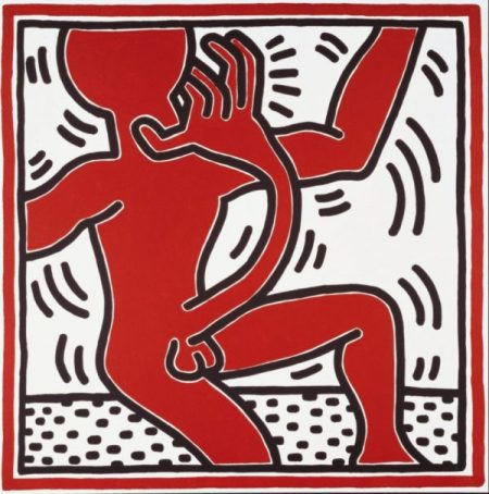The Heidi Horten Collection, KEITH HARING, UNTITLED, Art On Screen - News - [AOS] Magazine