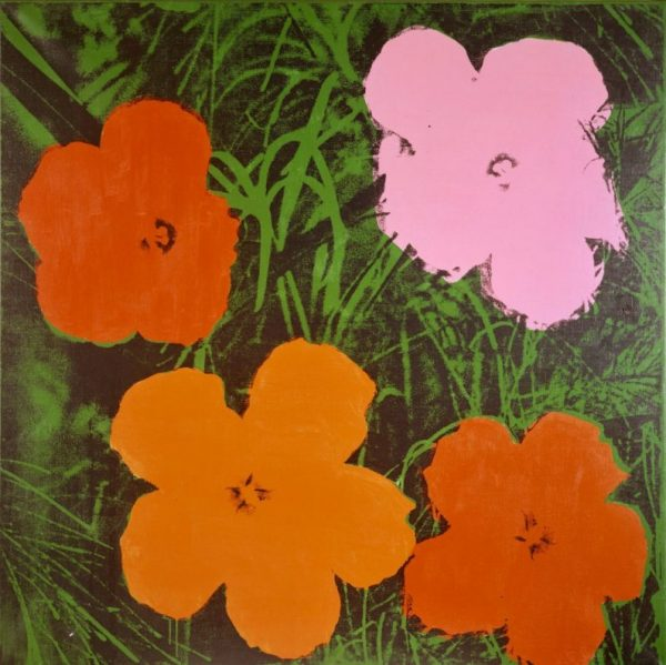 The Heidi Horten Collection, ANDY WARHOL, Four-Foot Flowers, Art On Screen - News - [AOS] Magazine