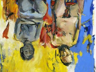 Georg Baselitz, Schlafzimmer, Art On Screen - News - [AOS] Magazine