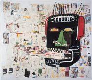 Jean-Michel Basquiat Ausstellung, Basquiat. Boom for Real, Jean-Michel Basquiat, Glenn, 1984, Art On Screen - News - [AOS] Magazine
