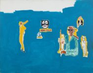 Basquiat. Boom for Real, Jean-Michel Basquiat, King Zulu, Art On Screen - News - [AOS] Magazine