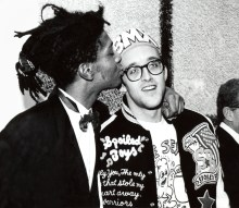Basquiat. Boom for Real, George Hirose, Jean-Michel Basquiat and Keith Haring, Art On Screen - News - [AOS] Magazine