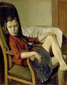 Balthus in Riehen @ Fondation Beyeler